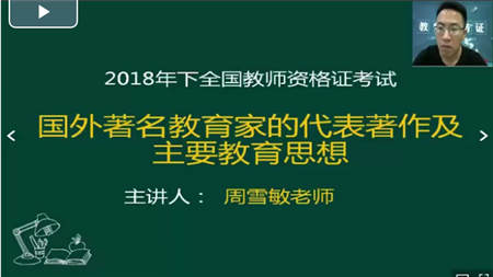 國外著名教育家的代(dai)表著作及主要教育思想
